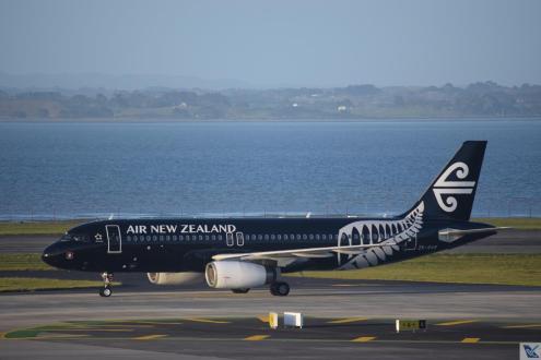 ANZ - A320 - Auckland