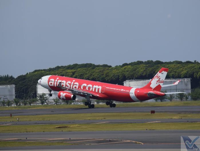 _Air Asia A330