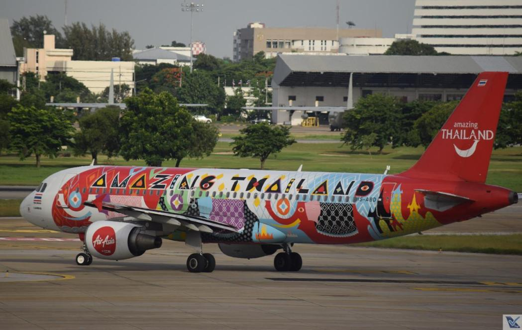 Air Asia_Bangkok 5