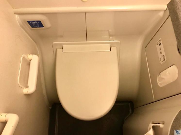 Banheiro - B737 - Nok Air - Vaso