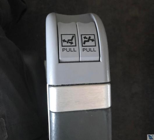 Botões - Poltrona - B787 Scoot