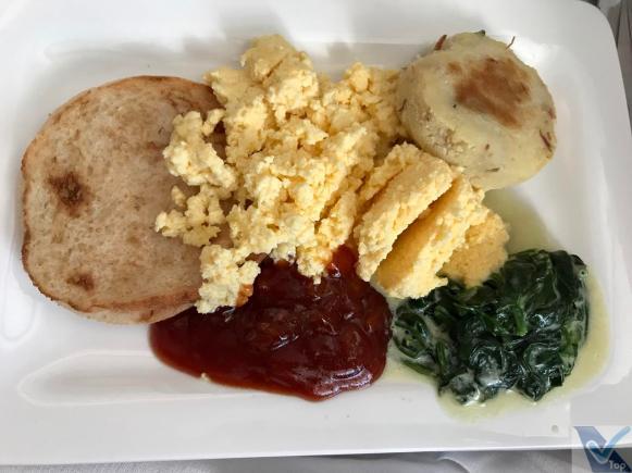 Café da Manhã - ANZ - Business 1