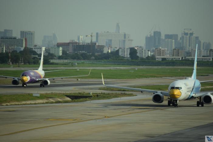 DMK - Nok Air - Alinhados - Roxa e Azul