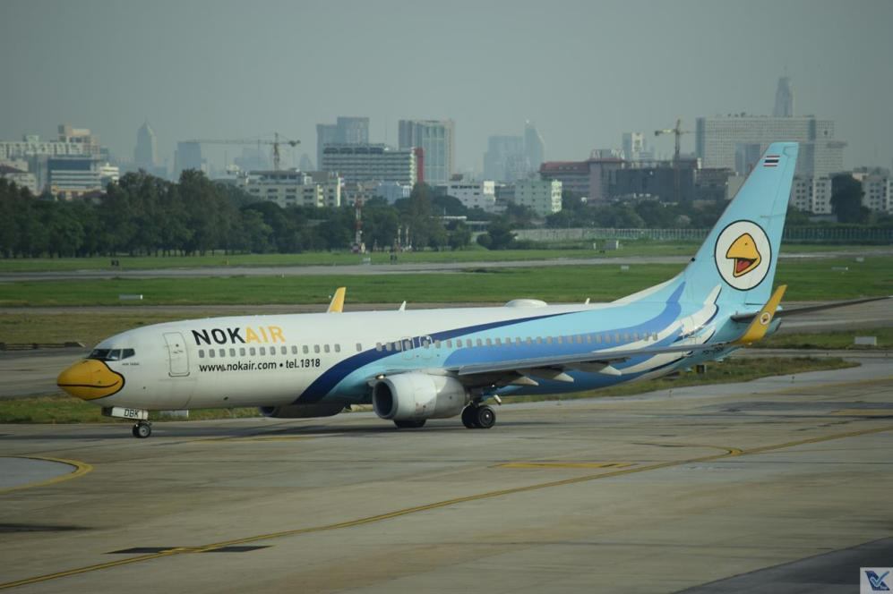 DMK - Nok Air Branco Azul 2