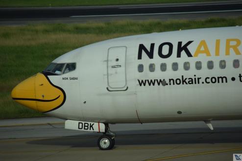 DMK - Nok Air Branco Azul 3