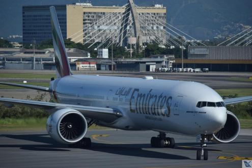 Emirates - B777 - GIG 2