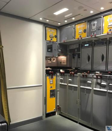 Galley - B787 - Scoot 1