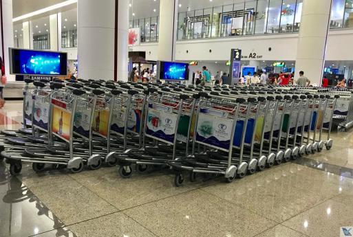 Hanoi - Restituição Bagagem - Nok Air (2)
