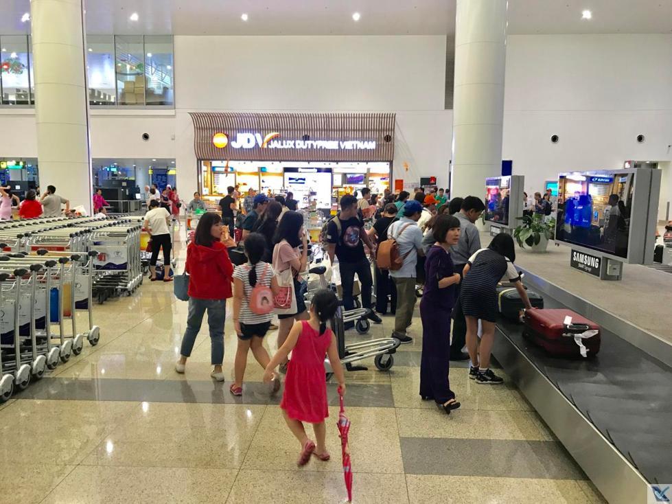 Hanoi - Restituição Bagagem - Nok Air (3)