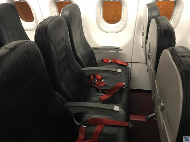 Inside A320 - Vietjet Air (1)