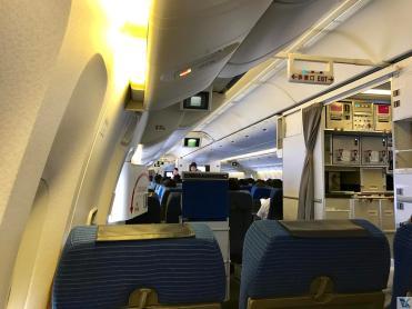 Inside - B777 - ANA 5