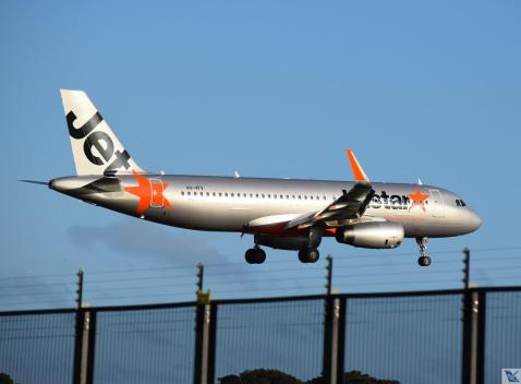 Jetstar - Sydney (2)