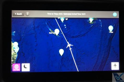 Mapa de Voo - ANZ - Tela Vídeo 1