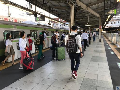 Metrô Tóquio_Haneda (6)