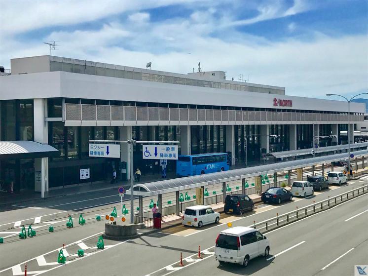 Osaka - Fachada 2