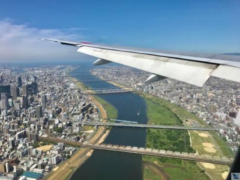Overview Osaka - B777 - ANA (3)