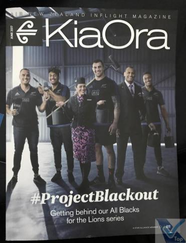Revista Kiaora - ANZ