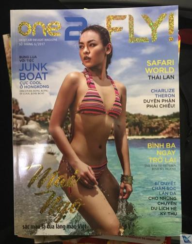 Revista de Bordo - VietJet Air
