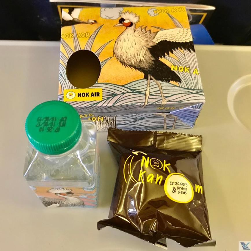 Serviço de Bordo - Nok Air 1