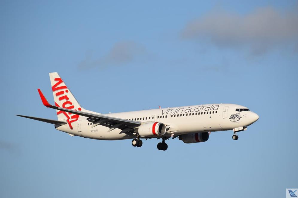 Virgin Australia - Sydney 1