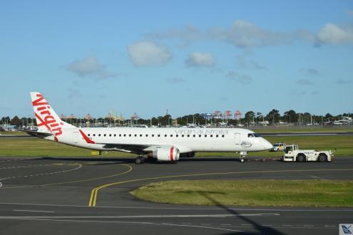 Virgin Australia - Sydney 2
