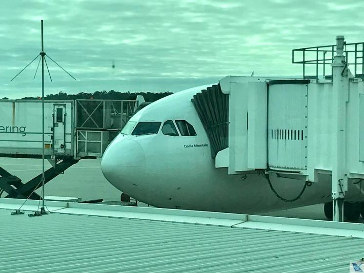 _A330 - Melbourne - Qantas (2)
