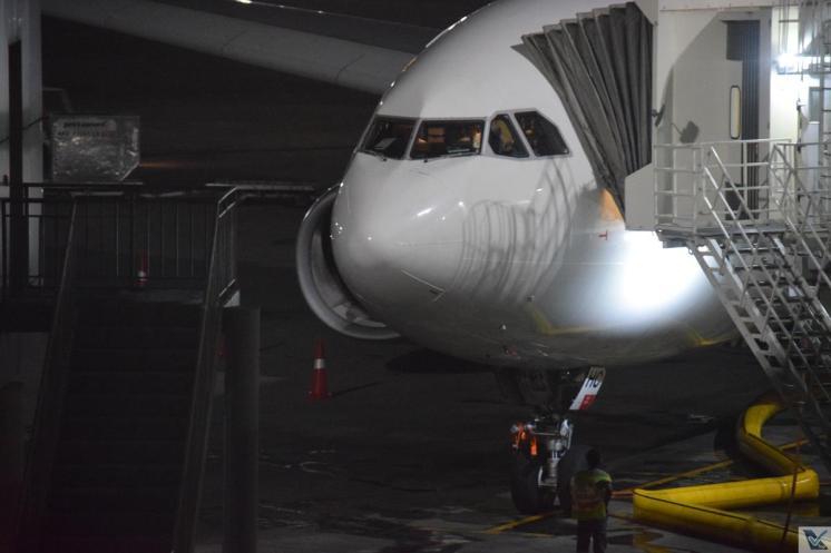 A330 - Swiss -Mumbai