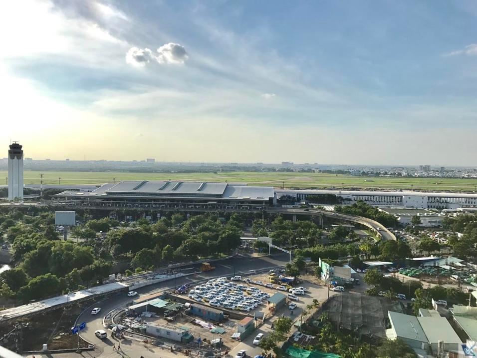 Aeroporto Saigon - Visão Geral