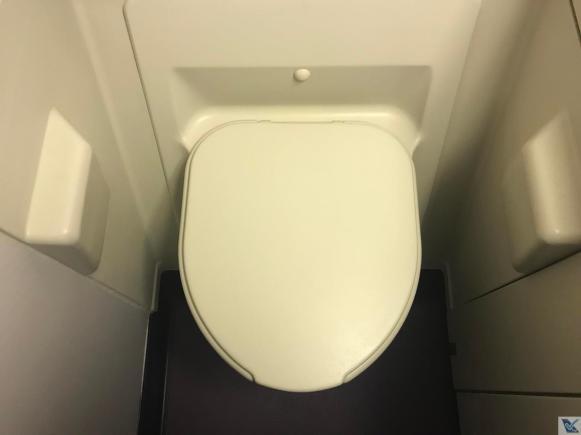 Banheiro - Main - B747 - Thai - Vaso