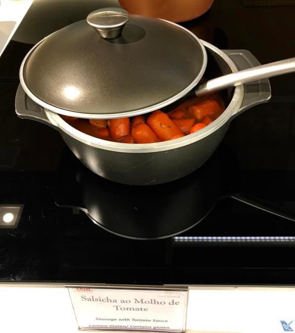 Buffet - Salsichas