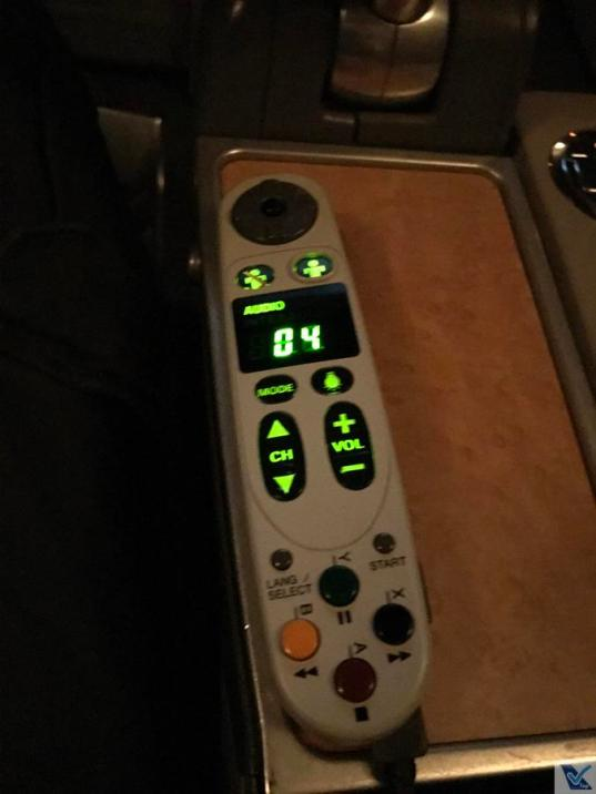 IFE - B767 - ANA - Controle