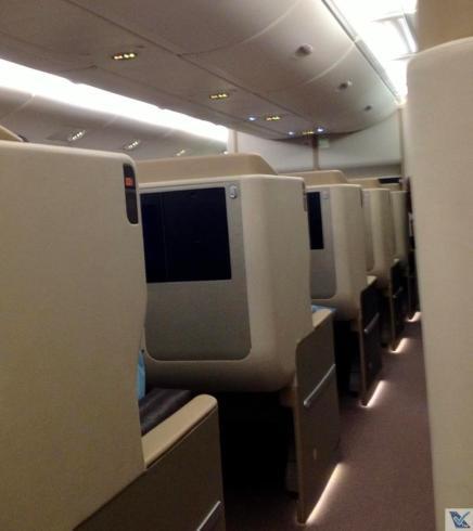 Inside - A380 - Singapore (3)