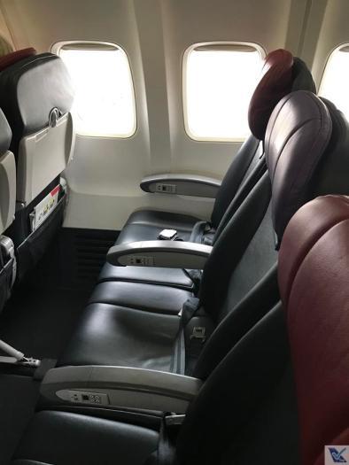 Inside - B737 - Virgin 7