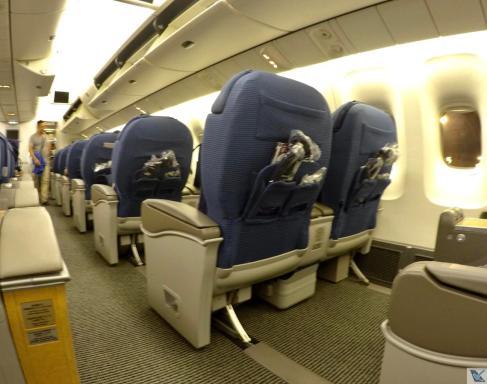 Inside - B767 - ANA (2)