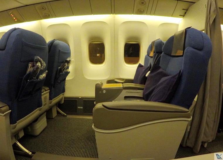 Inside - B767 - ANA (5)