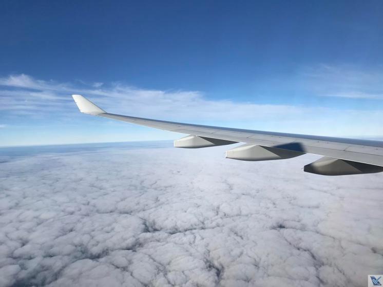 Janela - A330 - Qantas SYD - MEL (3)