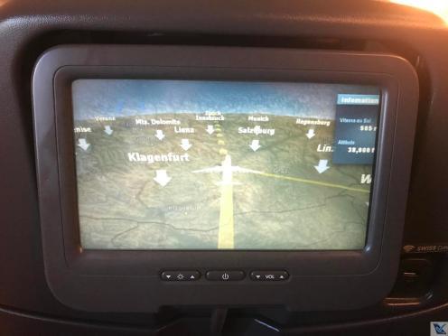 Mapa de Voo - A330 - Swiss (2)