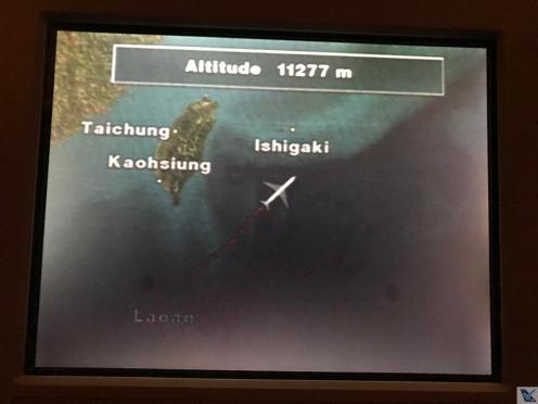Mapa de Voo - B767 - ANA 3