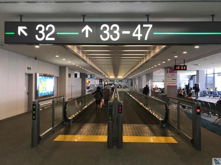 Narita - Saguão Embarque 1