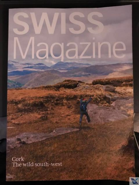 Revista de Bordo - Swiss