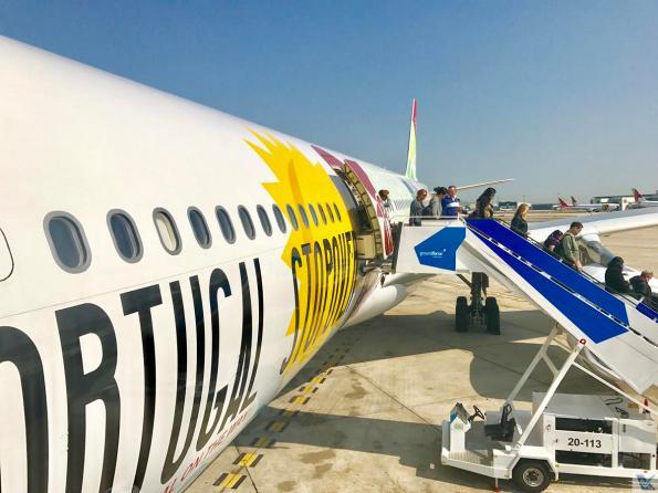 A330 - TAP - Stopover - Lisboa (2)
