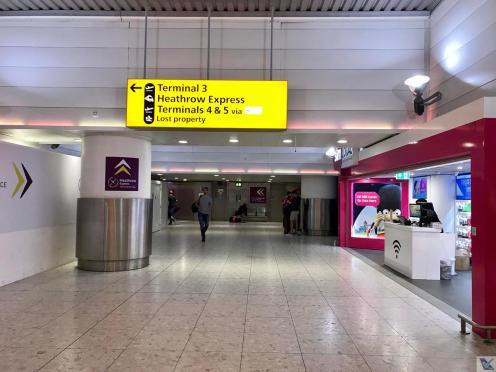 Caminho Metro-Terminal LHR (2)