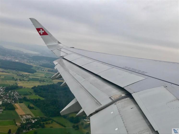 Decolagem - A321 - Swiss ZRH (3)