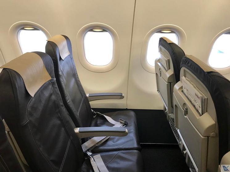 Inside - A321 - Swiss - Econômica (2)