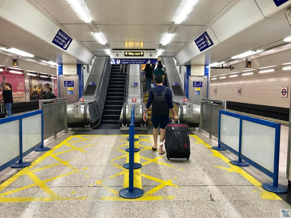 Metrô - Estação LHR