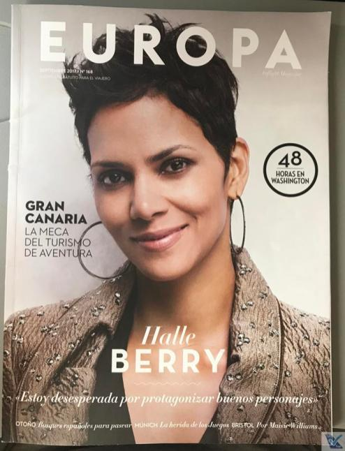 Revista de Bordo - Air Europa