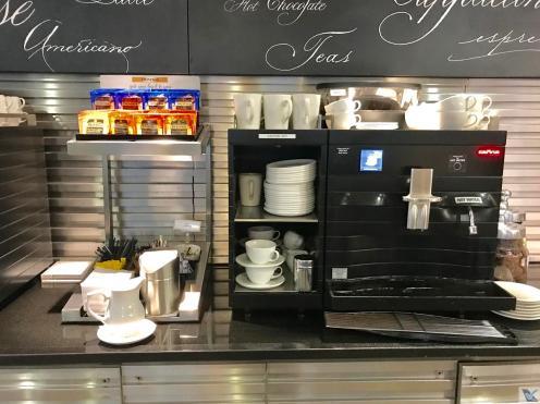 Sala VIP - British - Café