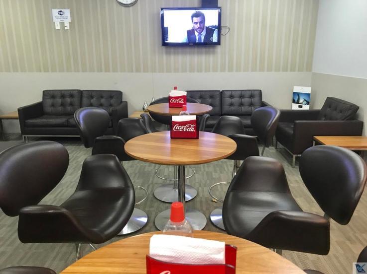 Sala VIP - Proair - Recife - Mesas