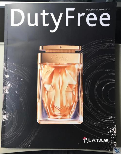 Revista - Duty Free LATAM