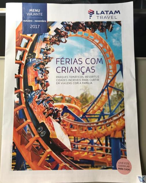 Revista LATAM - Travel Out17